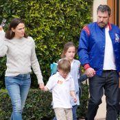 Jennifer Garner et Ben Affleck, le divorce : La garde délicate des enfants ?