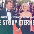 Johnny et Laeticia Hallyday, love story éternelle.