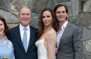 George W. Bush : Mariage surprise de sa fille Barbara !
