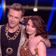 "Jeanfi Janssens et Marie Denigot - ""Danse avec les stars 9"", samedi 6 octobre 2018, TF1"