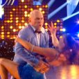 Vincent Moscato et Candice Pascal sur un Chacha - Extrait de l'émission Danse avec les stars 9 diffusé samedi 13 octobre 2018 -TF1