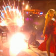 Heloise Martin et Christophe Licata sur un Tango - Danse avec les stars 9 - TF1