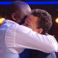 Basile Boli et Katrina Patchett sur un Foxtrot - Danse avec les stars 9 - TF1