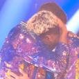 Terence Telle et Fauve Hautot sur une Samba - Danse avec les stars 9 - TF1