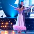 Jeanfi Janssens et Marie Denigot sur une Valse - Danse avec les stars 9 - TF1