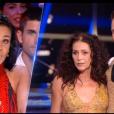 Lio et Christian Millette sur une Samba - Danse avec les stars 9 - TF1