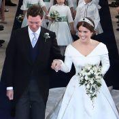 "Eugenie d'York mariée : ""Je voulais que ma robe montre ma cicatrice"""
