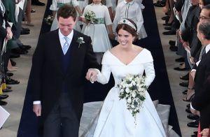 Eugenie d'York mariée :