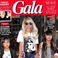"""Couverture du magazine """"Gala"""" en kiosques le 10 octobre 2018."""