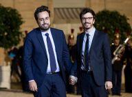 Mounir Mahjoubi main dans la main avec son chéri pour une réception à l'Élysée
