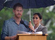 Meghan Markle protectrice envers le prince Harry, son geste tendre sous la pluie