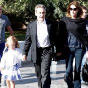 Nicolas Sarkozy et sa fille Giulia: Duo câlin en vacances, immortalisé par Carla