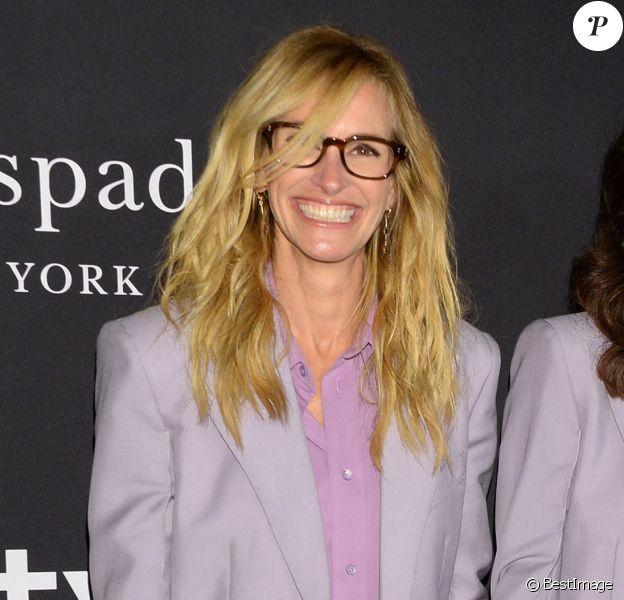 Julia Roberts et Elizabeth Stewart - People à la soirée InStyle Awards au Getty Center à Los Angeles, le 22 octobre 2018.