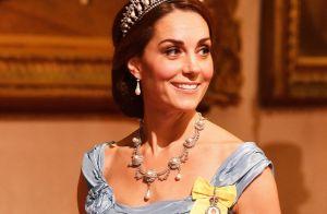 Kate Middleton : Son hommage à Lady Diana lors d'un dîner au palais