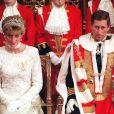 Diana et le prince Charles en 1991.