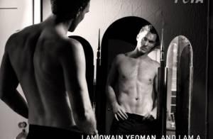 Owain Yeoman, de The Mentalist : plutôt nu qu'en fourrure !