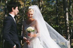 Karlie Kloss : Nouvelles photos de son mariage, le top model est sublime