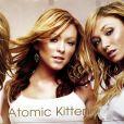 Le groupe Atomic Kitten en 2002.