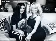 Jenifer et Pamela Anderson : Une rencontre touchante grâce à Nikos Aliagas