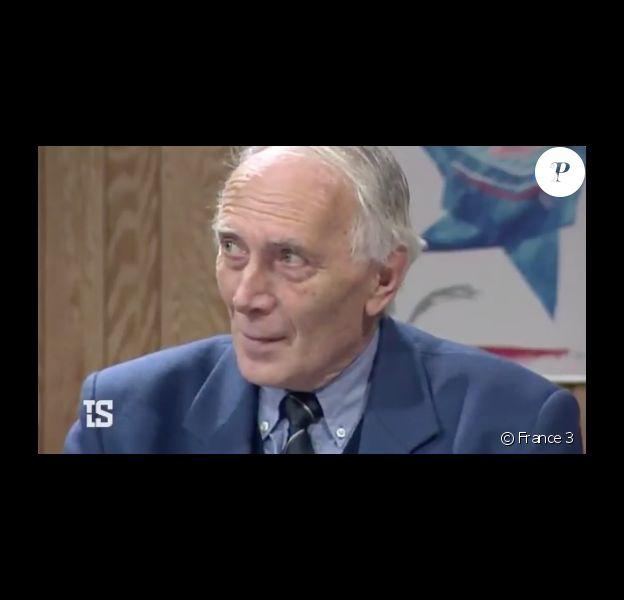 France 3 rend hommage au journaliste Joseph Choupin, le 30 octobre 2018.