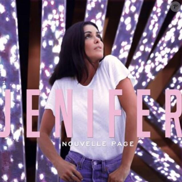 Nouvelle Page, le 8e disque de Jenifer