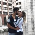 Jesta et Benoît fous d'amour à Toulouse - Instagram, octobre 2018