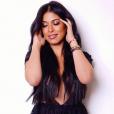 Ayem Nour en lingerie le 6 mars 2018.