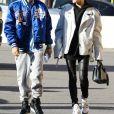 Justin Bieber et sa femme Hailey Baldwin sont allés prendre un café à Los Angeles, le 3 novembre 2018