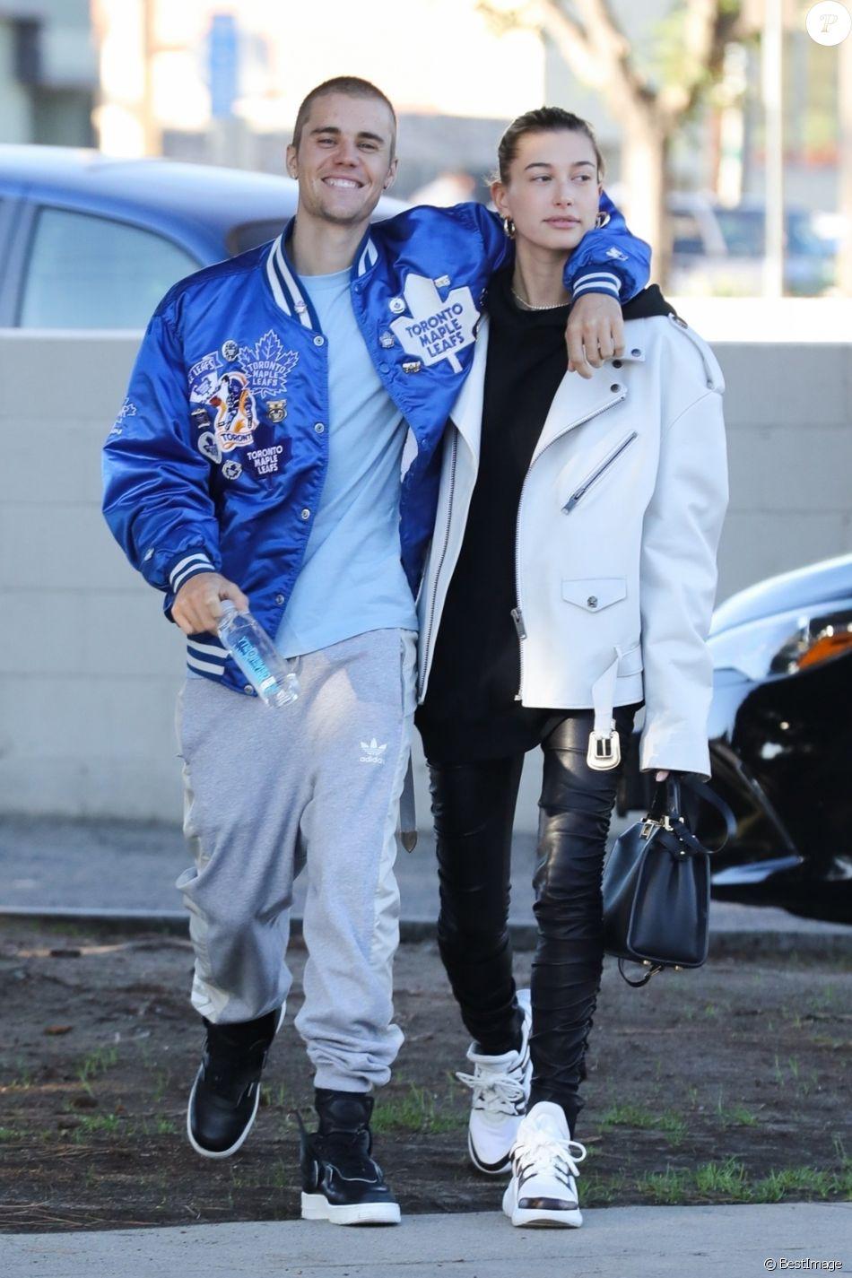 Justin Bieber Et Hailey Baldwin Les Jeunes Maries S Offrent Un
