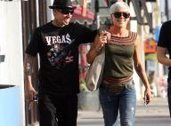 Pink et Carey Hart : des photos qui ne trompent pas... C'est de nouveau le big love !