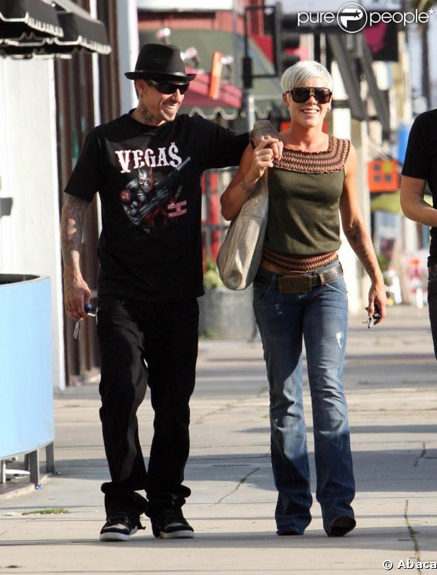 Pink et Carey Hart : c'est de nouveau le big love entre ces deux-là !