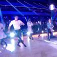 """Terrence Telle dans """"Danse avec les stars"""" 9, émission du jeudi 8 novembre 2018."""