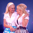 """Pamela Anderson dans """"Danse avec les stars"""" 9, émission du jeudi 8 novembre 2018."""