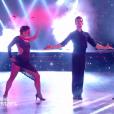 """Clément Rémiens dans """"Danse avec les stars"""", émission du jeudi 8 novembre 2018."""