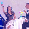 """Danse avec les stars"" 9, émission du jeudi 8 novembre 2018."