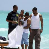Usher : son fils de deux ans à... une classe folle !