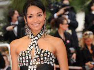 Cindy Fabre : une jolie Miss France... très scintillante à Cannes !