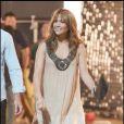 J.Lo, canon dans sa petite robe courte de style empire !