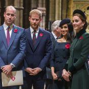"""Kate Middleton, Meghan Markle et leurs princes réunis : les """"Fab Four"""" de retour"""