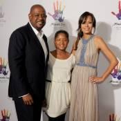 Forrest Whitaker et sa sublime épouse, Noah Wyle, Isaiah Washington et toutes les stars de la télé américaine ont fait honneur au grand Nelson Mandela...