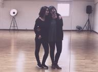 """Alizée et sa fille Annily complices : De vraies """"jumelles"""" !"""