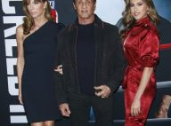 Brigitte Nielsen retrouve son ex Sylvester Stallone... devant sa femme !