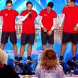 """All-in One-Tahiti  -""""La France a un incroyable talent 2018"""" sur M6. Le 20 novembre 2018."""