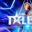 """Kaitlyn et Spencer - """"La France a un incroyable talent 2018"""" sur M6. Le 20 novembre 2018."""