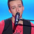 """Loukas - """"La France a un incroyable talent 2018"""" sur M6. Le 20 novembre 2018."""