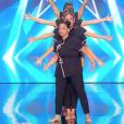 """Oxygen - """"La France a un incroyable talent 2018"""" sur M6. Le 20 novembre 2018."""