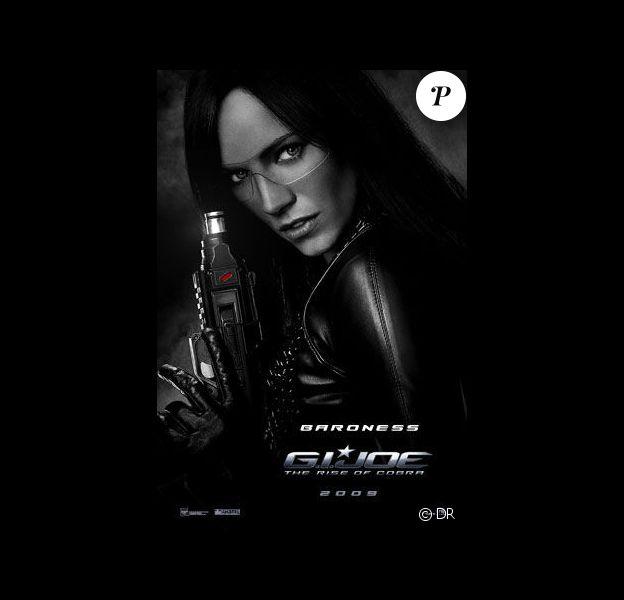 Sienna Miller dans G.I. Joe : le réveil du Cobra