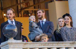 Monaco en fête : Francesco, Max et Stefano, les bébés Casiraghi se révèlent !