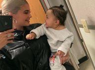 Kylie Jenner : Les premiers mots craquants de sa fille Stormi, 9 mois, en vidéo