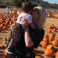 Kylie Jenneravec sa fille Stormi. Photo publiée sur Instagram le 24 octobre 2018.